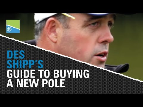 Guide To Buying A New Fishing Pole With Des Shipp