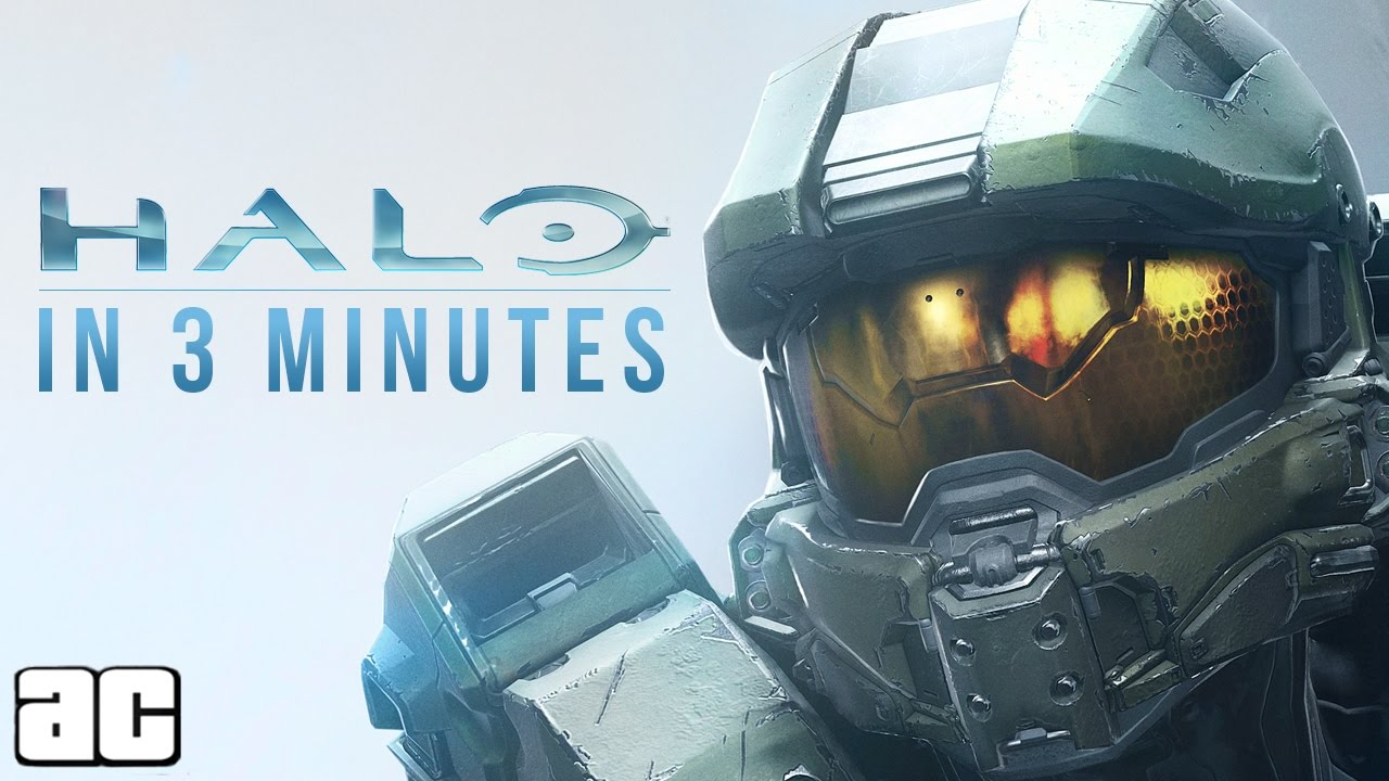 a report on the story halo The entire halo storyline explained in 15 minutes - get caught up with the lore from the beginning of the halo universe all the way up to the start of halo 5: guardians.