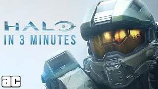 Entire Halo Story in 3 Minutes (Halo Animation)(https://www.youtube.com/watch?v=aBjQfvAeqws Click Here to watch Entire Sonic Story in 3 Minutes Entire Halo Story in 3 Minutes (Halo Animation) We've ..., 2015-11-20T18:00:03.000Z)
