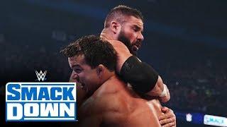 Reigns, Ali & Shorty G vs. King Corbin, Ziggler &  Roode: SmackDown, Nov. 22, 2019