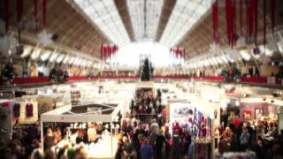 COUNTRY LIVING FAIRS CHRISTMAS 2014