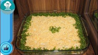 Mimoza Salatı Hazırlanması