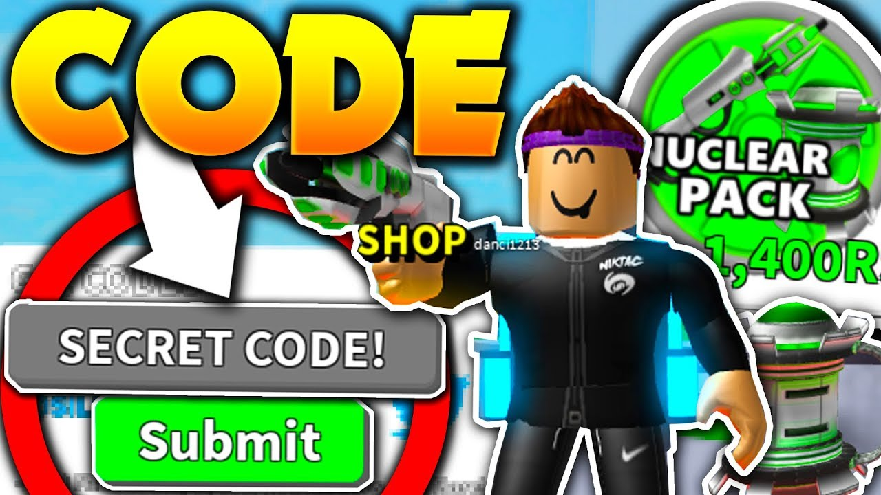 Roblox Codes For Destruction Simulator 2018 New Nuclear Roblox Destruction Simulator Code Items Insane Youtube