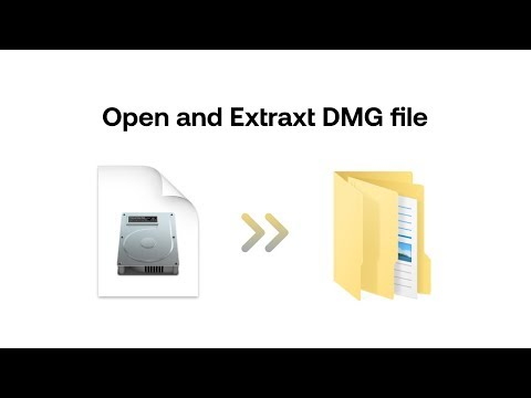 How To Open And Extract Any DMG File On Windows 10