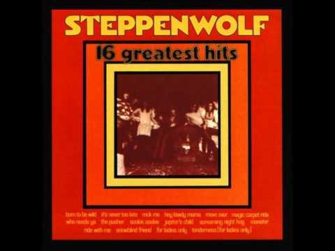 Steppenwolf - Rock Me ( Lyrics )