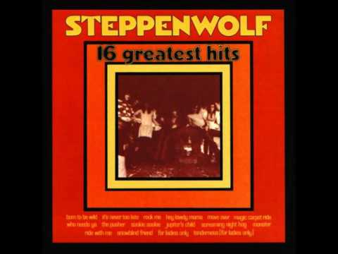 Steppenwolf - Rock Me ( Lyrics )