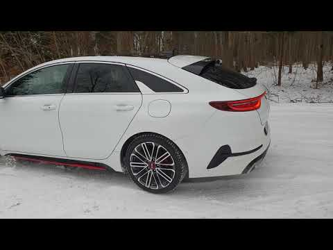 my new kia proceed gt 2019 1 6 t gdi 1 6 204hp youtube. Black Bedroom Furniture Sets. Home Design Ideas