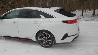 my new  KIA Proceed GT 2019 1.6 T-GDI 1.6 204hp