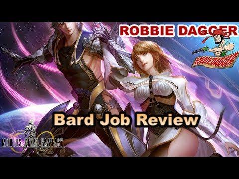 Mobius Final Fantasy ~ Bard Job Review &...