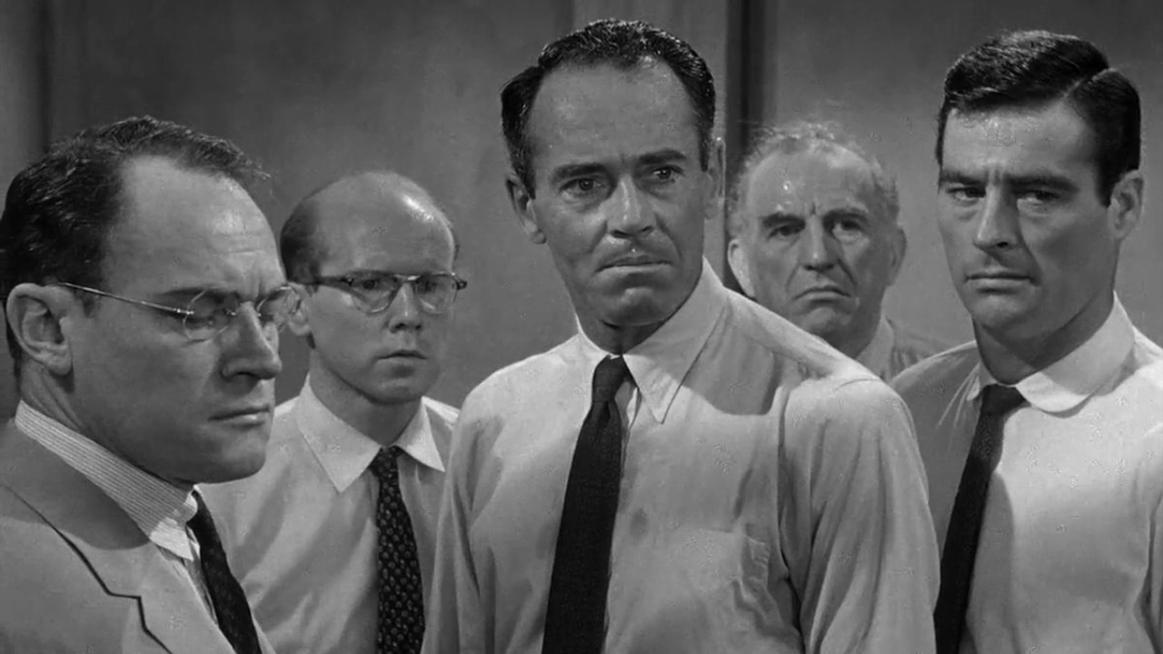 an analysis of guilty in 12 angry men Free essay on critical analysis of 12 angry men available totally free at echeatcom each of the jurors in 12 angry men only davis would vote not guilty.