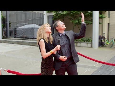 Art Zone with Nancy Guppy: SIFF Opening Night 2018