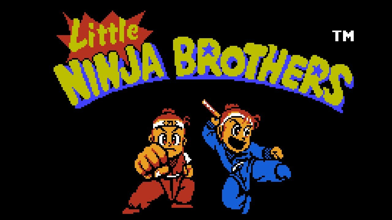 Image result for Little Ninja Brothers