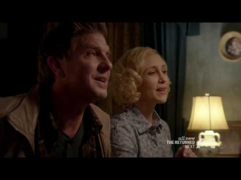Bates Motel - Norma and Caleb singing ''Tonight You Belong To Me''