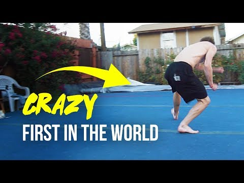 CRAZY WORLDS FIRST AT LOOPKICKS!