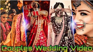 Part-19 Newly Married 👰 Couple Trending Tiktok Video| Beautiful Brides Dancing Video|Musically Video