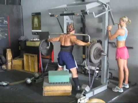 Speed Squats Exercise Guide and Video