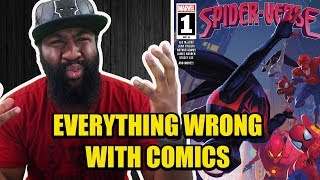 Spider-Verse #1: Still, Too Many Spider-Men