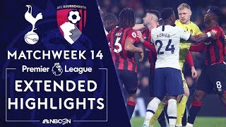 Tottenham Hotspur v. Bournemouth | PREMIER LEAGUE HIGHLIGHTS | 11/30/19 | NBC Sports