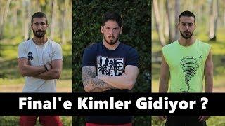 Survivor 2018 Kıbrıs Finaline Gidecek 5 Yarışmacı !