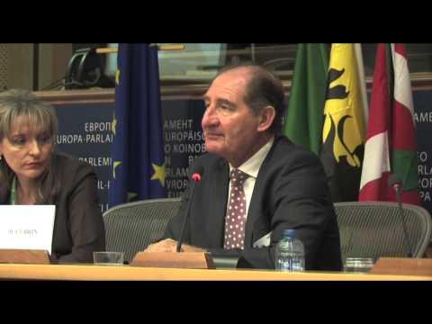EP - Basque Friendship Group  - International Declaration: Free Otegi
