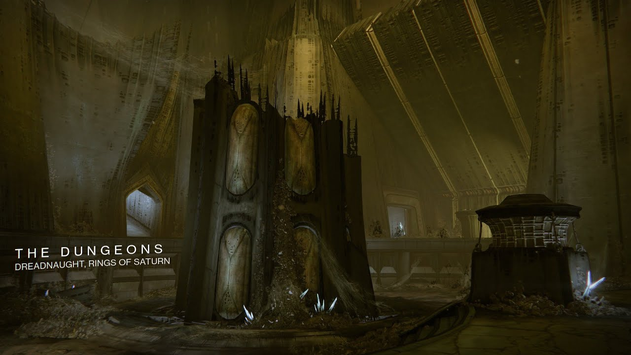 Image result for destiny the dungeons map