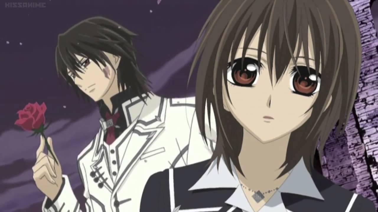 Vampire Knight Zero And Yuki And Kaname Vampire knight {Zero x...
