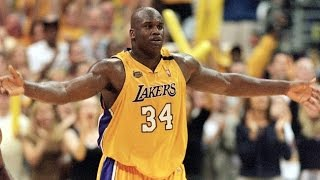 Shaquille O'Neal's Best Dunks of his Career - 50+ Dunks!