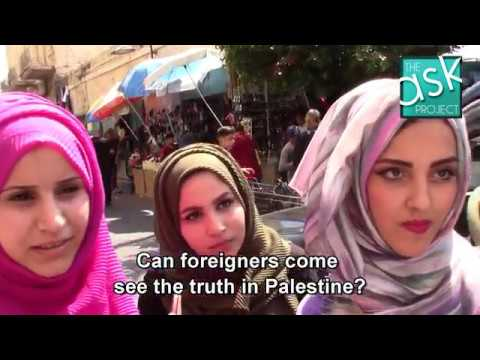 Palestinians: Can people easily visit Palestine?