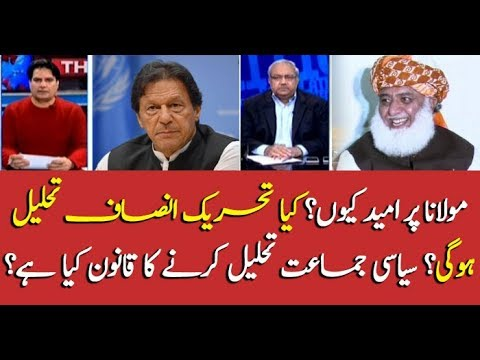 What Is The Law For Terminating Political Party In Pakistan?