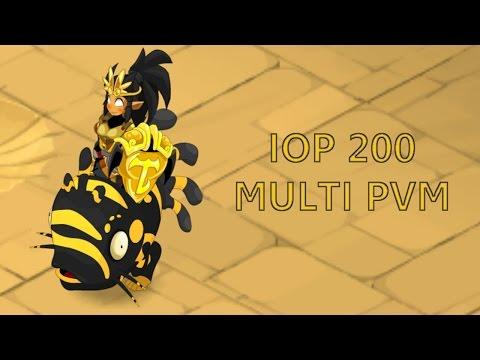 [DOFUS/Hel-Munster] TEAM : Iop 200 Multi PVM 2.41