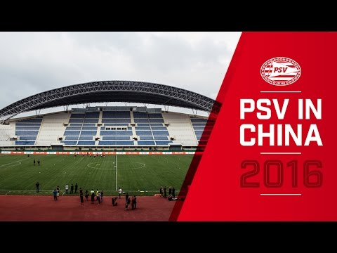 VfL Wolfsburg - PSV (Zhuhai Sports Centre Stadium)