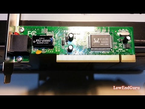 How to install a PCI or PCI-Express expansion card