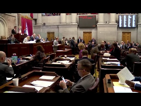 Healthcare issues continue along party lines on Tennessee's Capitol Hill