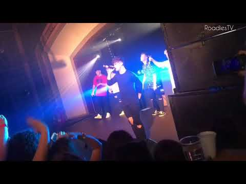 ROADTRIP NEW SONG - Summertime Tour   Glasgow - 30.06.18