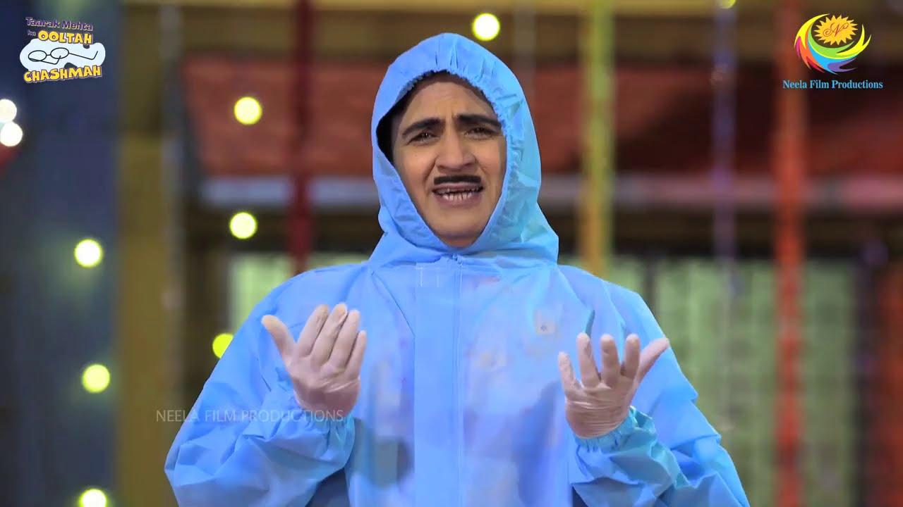 Download NEW! Ep 2989 - Jetha Prays in PPE Suit | Taarak Mehta Ka Ooltah Chashmah | तारक मेहता का उल्टा चश्मा