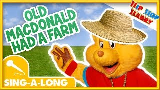"Hip Hop Harry Sing Along ""Old MacDonald Had A Farm"""