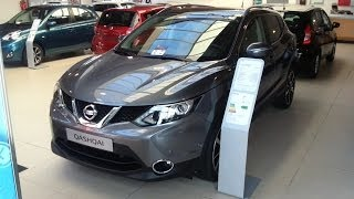 Nissan Qashqai Tekna 2015 In depth review Interior Exterior