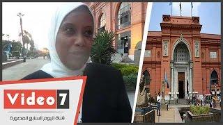 مدير عام متحف المصرى: افتتاح المتاحف ليلا خطوة جيدة لتنشيط السياحة بمصر