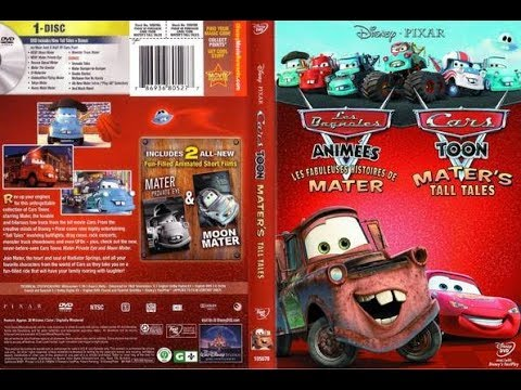 Cars Toons  Mater's Tall Tales Animation Movies for Kids