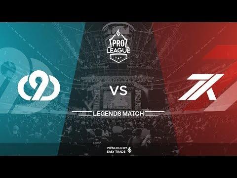League Of Legends Pro Matches
