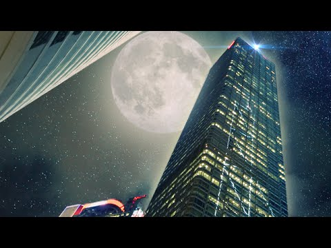 Skyscraper AC Powerful White Noise | Find Focus, Get To Sleep Fast, Calm Your Mind | 10 Hours