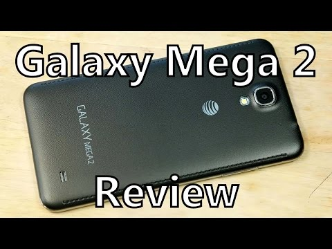 Smartphone Review: Galaxy Mega 2 on AT&T - Samsung