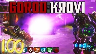 'GOROD KROVI' HIGH ROUNDS + 'BUNKER 10' & 'SUPER MARIO' BO3 CUSTOM ZOMBIES! ~ [Livestream Replay]