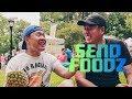 Smorgasburg Prospect Park: Send Foodz w/ Timothy DeLaGhetto & David So