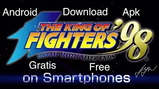 Download KOF The King of Fighters'98 Mobile Android Apk