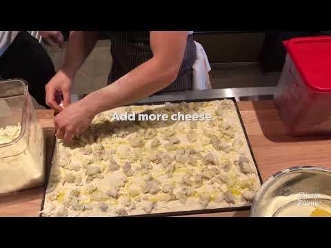 How to make pizza al taglio