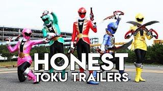 Kaizoku Sentai Gokaiger - Honest Toku Trailers