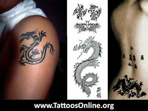 Japanese tattoo dragon best designs for japanese tattoos for Small japanese tattoos