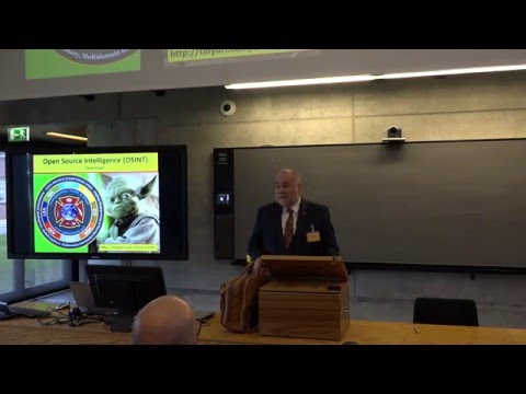 Presentation on Open Source Intelligence by Robert David Steele