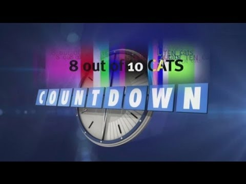 8 Out of 10 Cats ... Does Countdown Special 5 (9 August 2013) HD